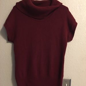 link ladies  sweater blouse L